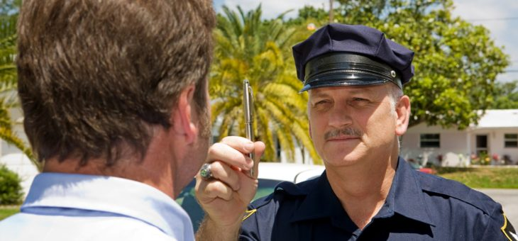 What DWI or DUI Tests Can I Refuse in Maryland?